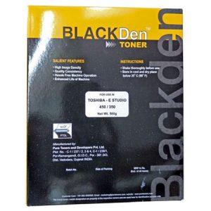 Black Den Poly Toner for Toshiba E-Studio All Digital Copier