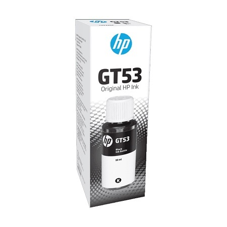HP GT53 90-ml Black Original Ink Bottle #1VV22AA