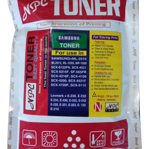 NPC Toner SAMSUNG & LEXMARK Laser Printer Poly Toner